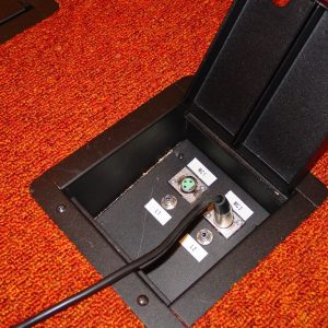 Audiomatrix, Inc. | Floor Box